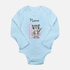 Personalized Kitty Fairy 1 Body Suit