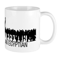 Walk Like An Egyptian Mug
