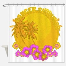 cancer survivor 2 Shower Curtain