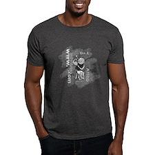 Date #4: Men's Grey T-Shirt