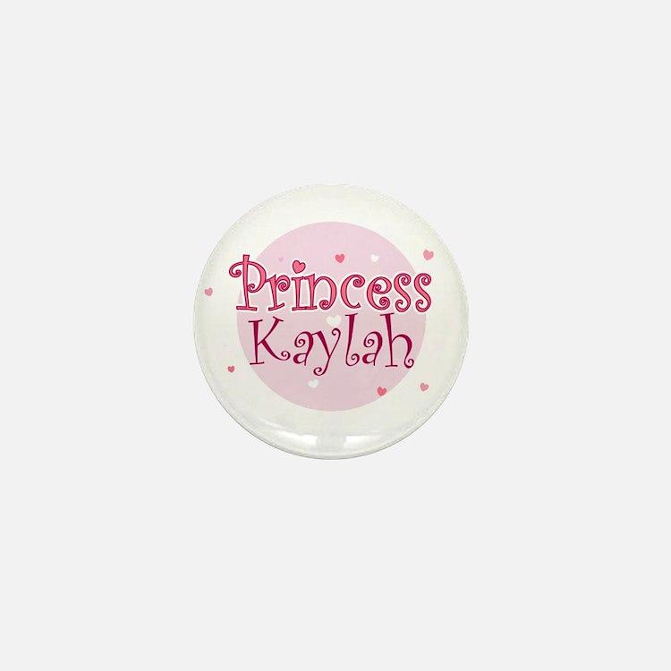 Kaylah Mini Button