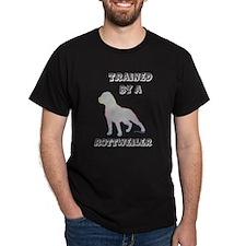 Rottie Slvr T-Shirt