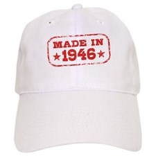 Made In 1946 Baseball Cap