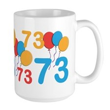 73 Years Old - 73rd Birthday Mug