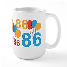86 Years Old - 86th Birthday Mug