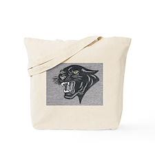 Panther Print Tote Bag