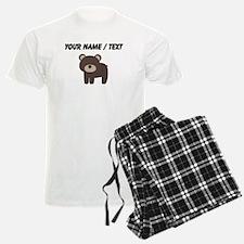 Cartoon Bear Pajamas