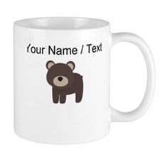 Cartoon Bear Mug