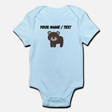 Cartoon Bear Body Suit