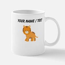 Cartoon Tiger Mug