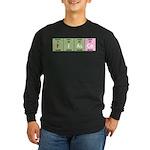 Chemistry Fiasco Long Sleeve Dark T-Shirt