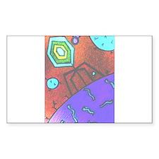 Bacteriophage Decal