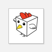 Cock Block Sticker