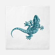 Gecko Queen Duvet
