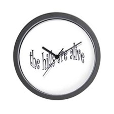 Unique The sound of music Wall Clock