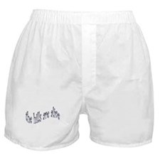 Cute Sound of music Boxer Shorts