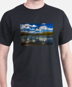 Alpine Lake on the Continental Divide T-Shirt