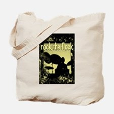 Rock the Flock Tote Bag