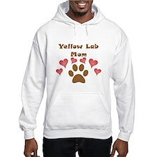 Yellow Lab Mom Jumper Hoody