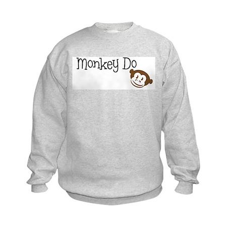 Monkey Do Kids Sweatshirt