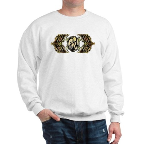 Weeping Cherub Sweatshirt