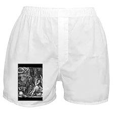 Melencholia Durer Boxer Shorts