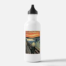 The Scream Water Bottle