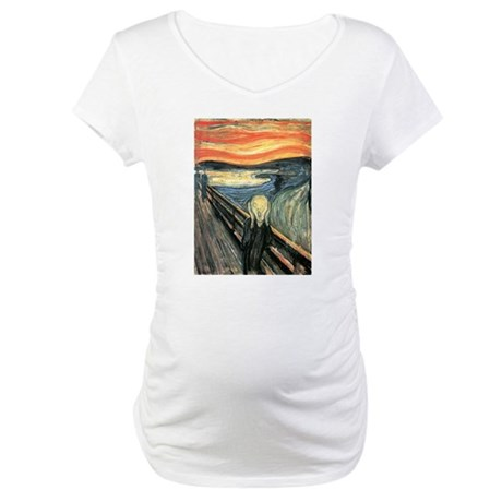 The Scream Maternity T-Shirt