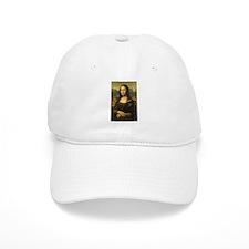 Mona Lisa Baseball Cap