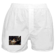 The Lady Of Shalott Boxer Shorts