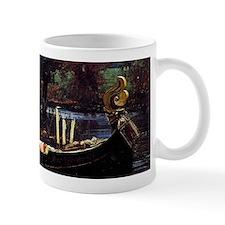 The Lady Of Shalott Mug