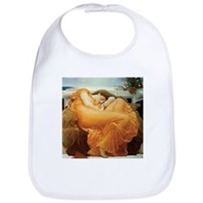 Flaming June Bib