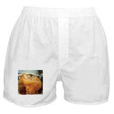 Flaming June Boxer Shorts