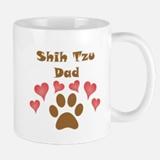 Shih Tzu Dad Small Mug