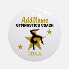 WINNING COACH Ornament (Round)