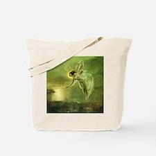 Spirit Of Night Fairy Tote Bag