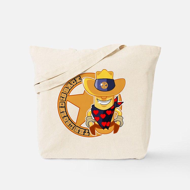 The Legend returns Tote Bag