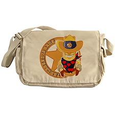 The Legend returns Messenger Bag