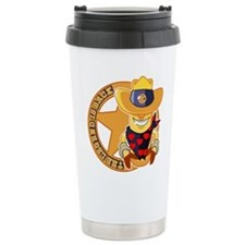 The Legend returns Travel Mug