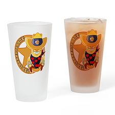 The Legend returns Drinking Glass