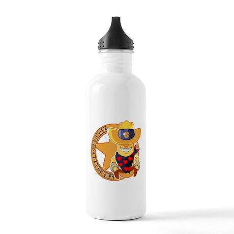 The Legend returns Water Bottle