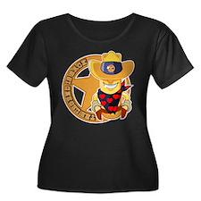 The Legend returns Plus Size T-Shirt