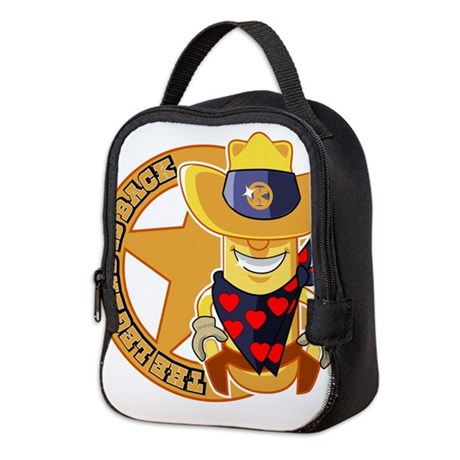 The Legend returns Neoprene Lunch Bag