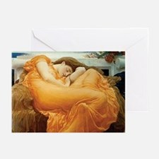 Flaming June Greeting Cards (Pk of 20)