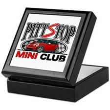 PittStop MINI Keepsake Box