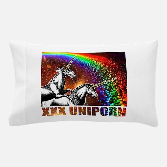 XXX Uniporn Pillow Case