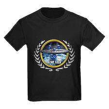 Star trek Federation of Planets Enterprise JJA2 T-