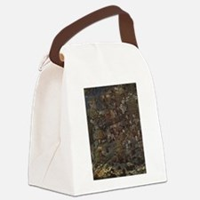 Richard Dadds The Fairy Fellers Canvas Lunch Bag