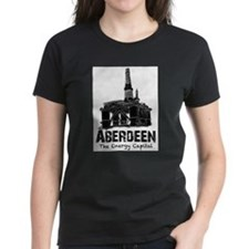 Aberdeen - the Energy Capital (black) T-Shirt