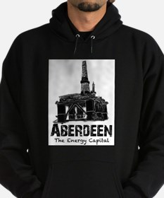Aberdeen - the Energy Capital (black) Hoody